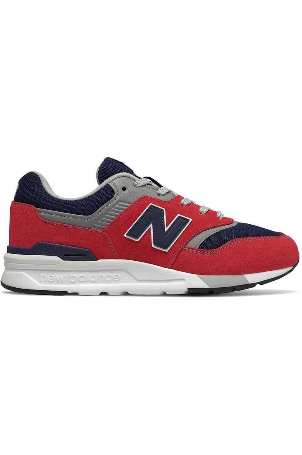 New Balance Shoes 997 CLASSIC KIDS Red