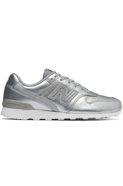 Tenis New Balance WR996 Metallic Silver