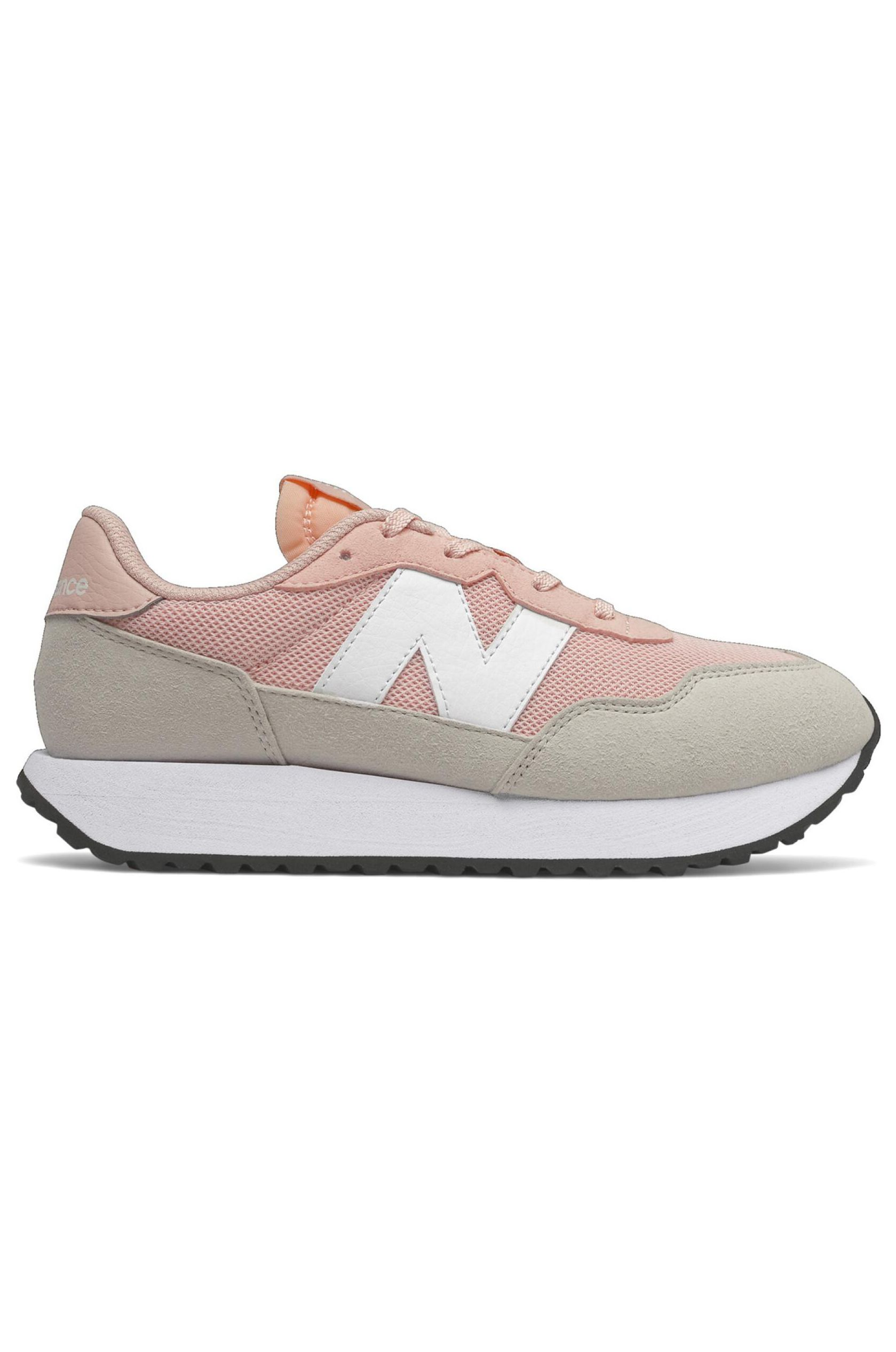Tenis New Balance GS237SS1 Oyster Pink
