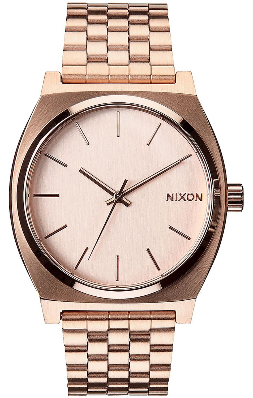 Relogio Nixon TIME TELLER All Rose Gold