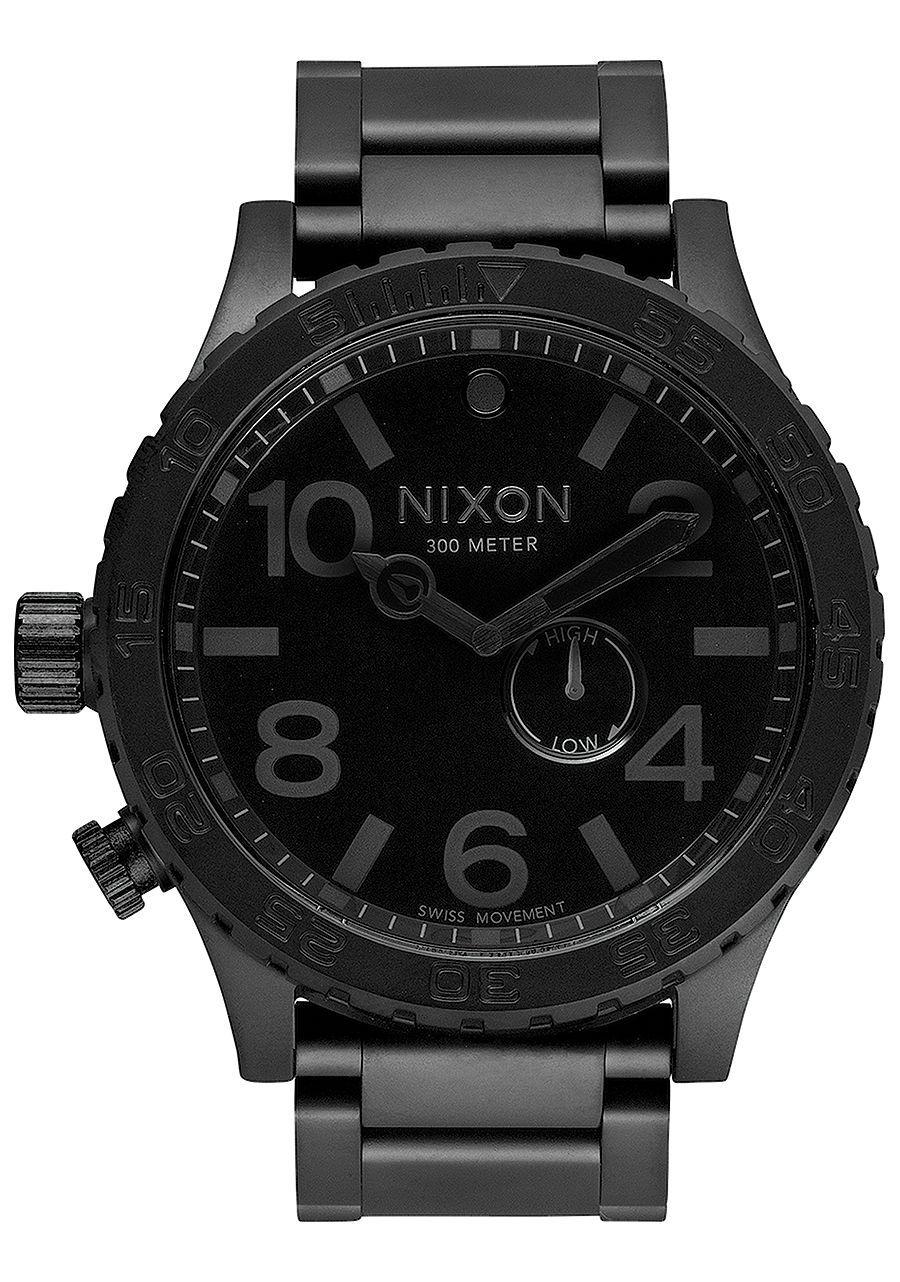 Relogio Nixon 51-30 TIDE All Black