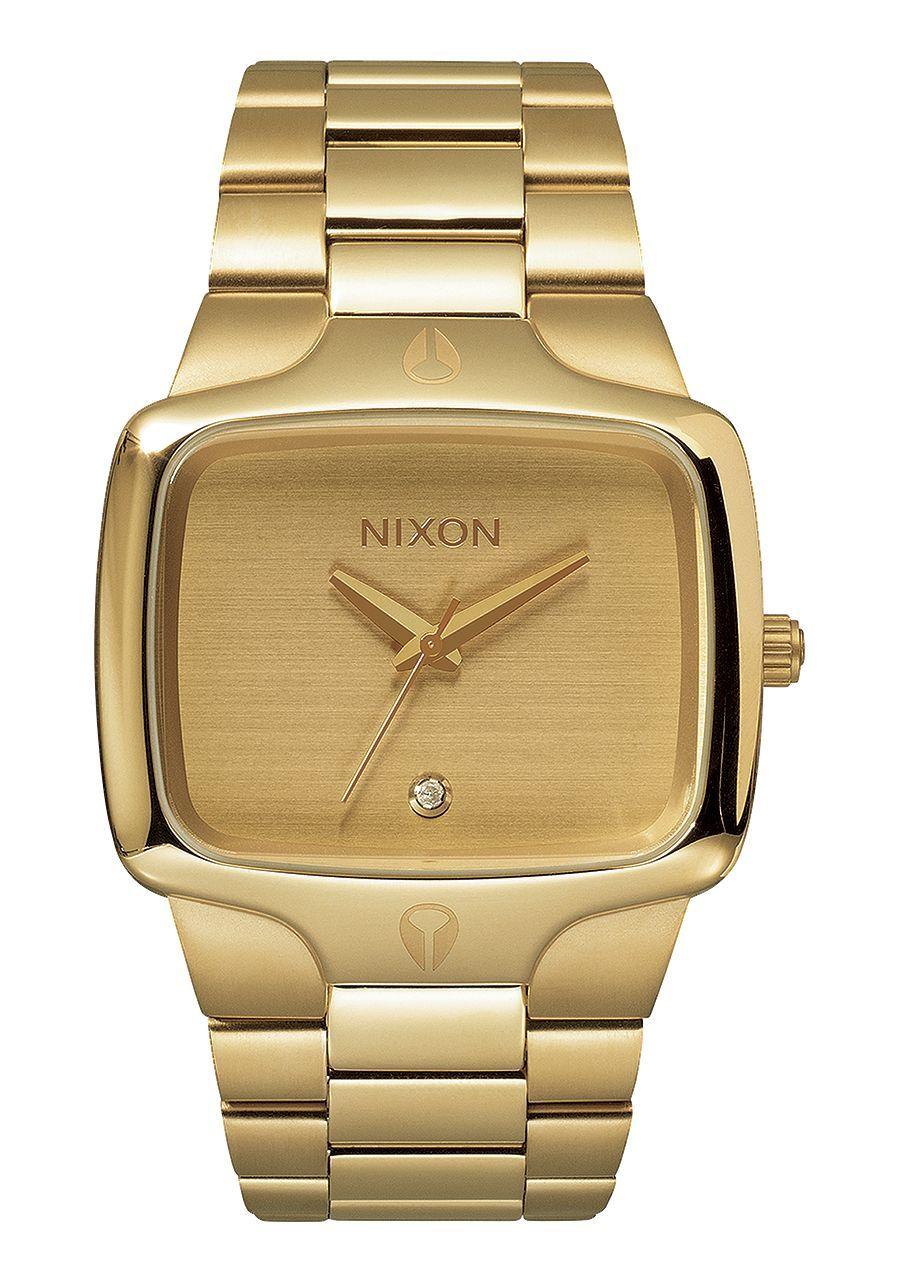Relogio Nixon PLAYER Gold/Gold