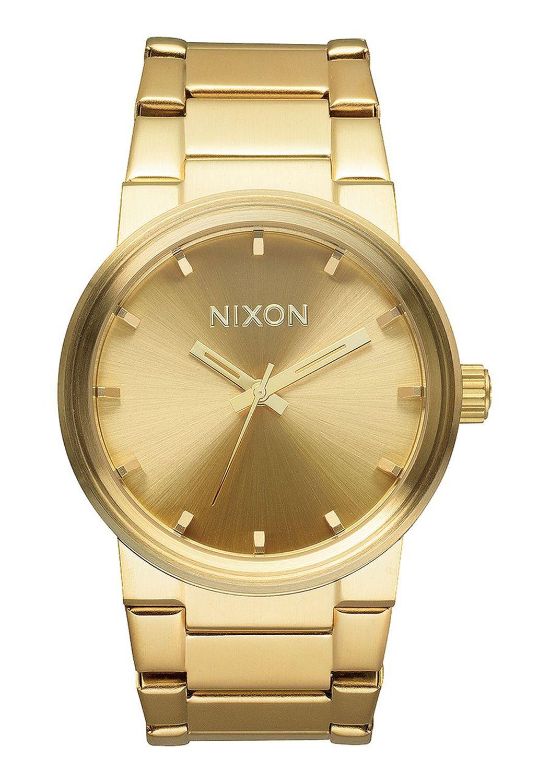 Relogio Nixon CANNON All Gold