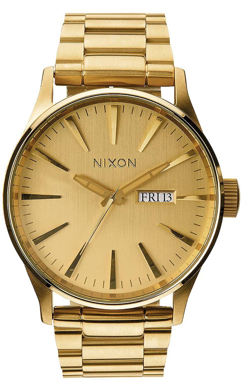Relogio Nixon SENTRY SS All Gold