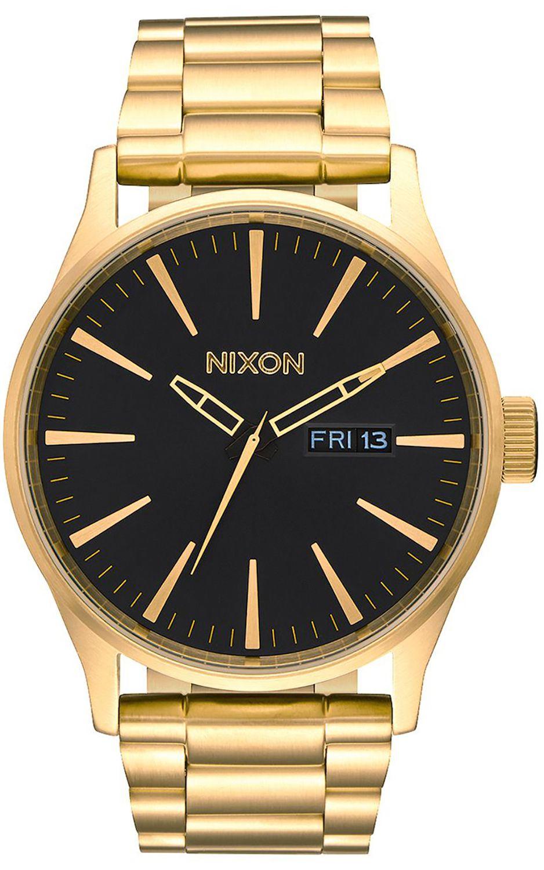 Relogio Nixon SENTRY SS All Gold/Black