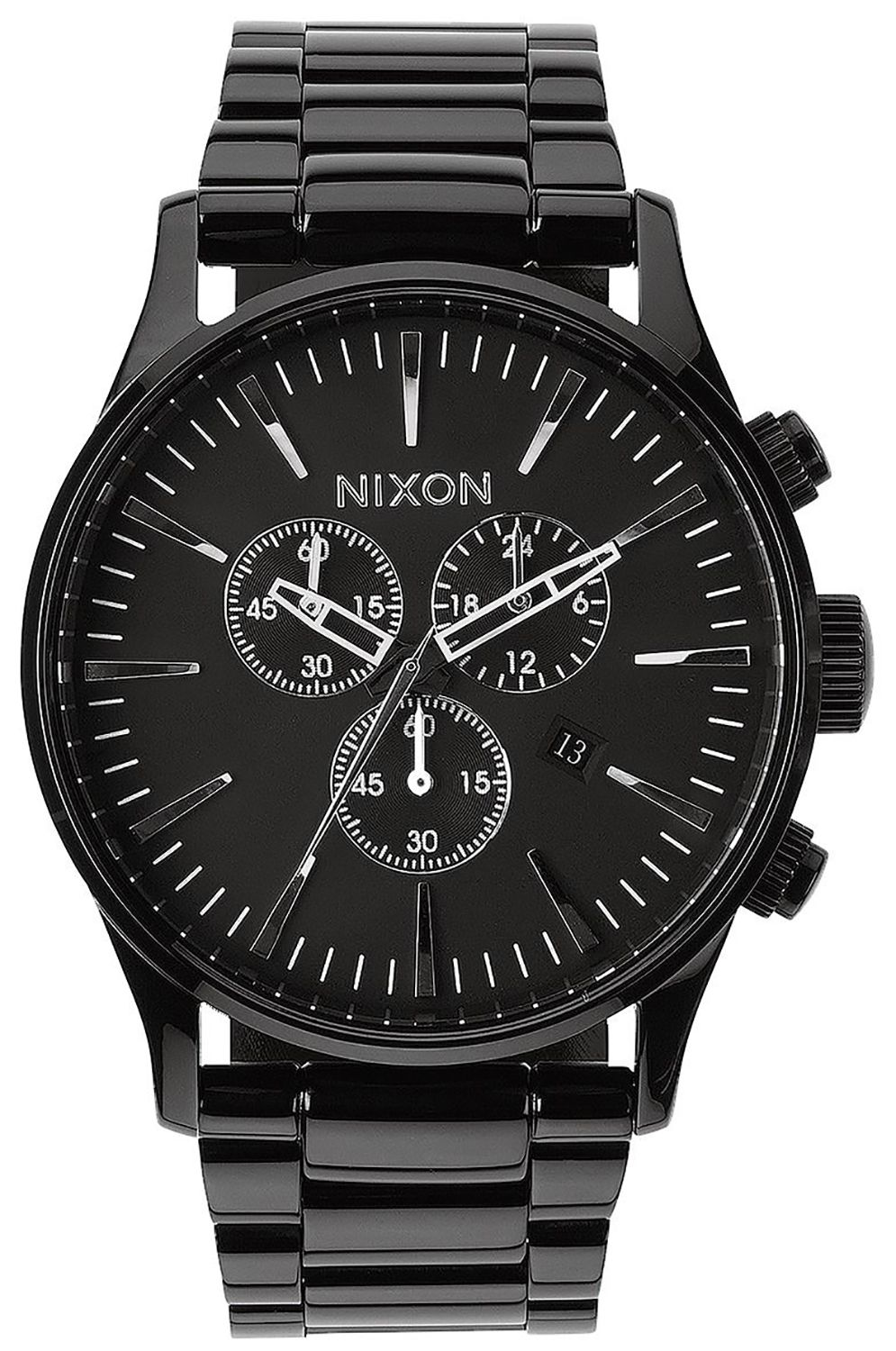 Relogio Nixon SENTRY CHRONO All Black