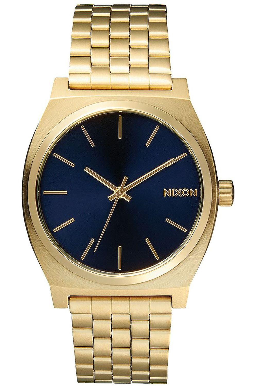 Relogio Nixon TIME TELLER All Light Gold/Cobalt