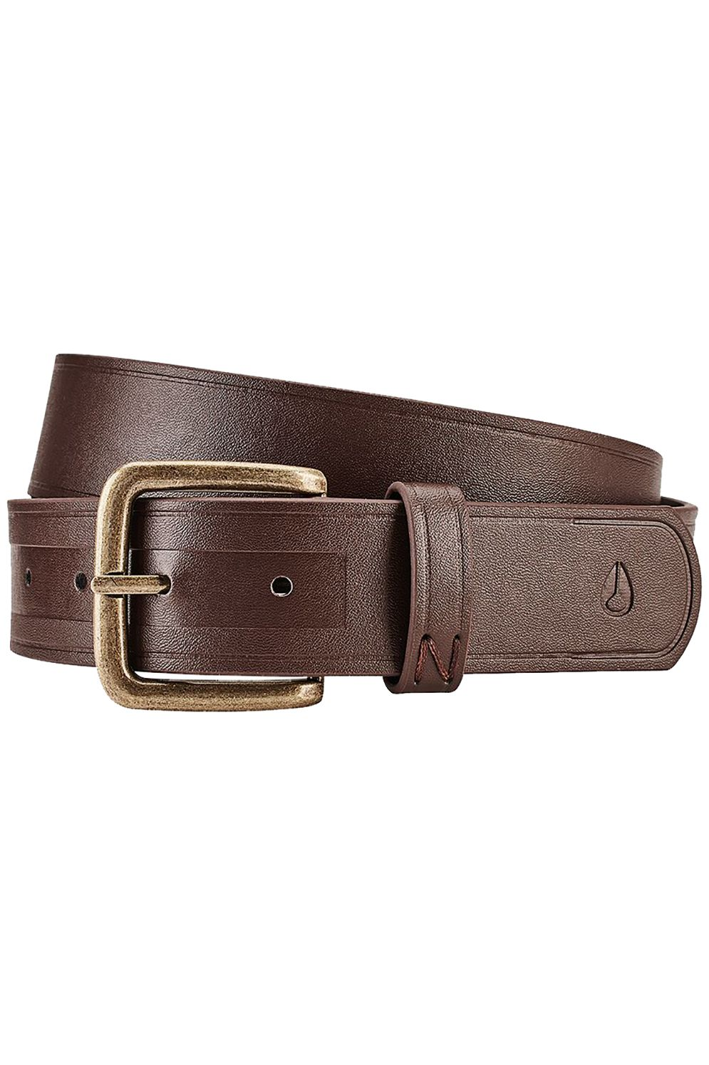 Cinto Nixon DNA VEGAN Brown/Gold