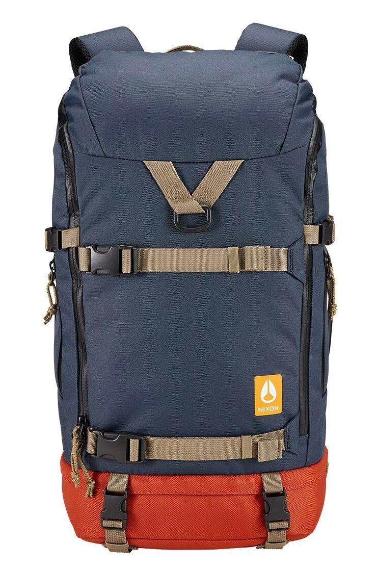Nixon Backpack HAULER 35L Navy/Multi
