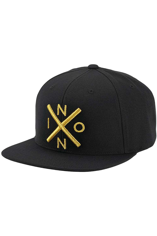 Bone Nixon EXCHANGE SNAPBACK Black/Gold