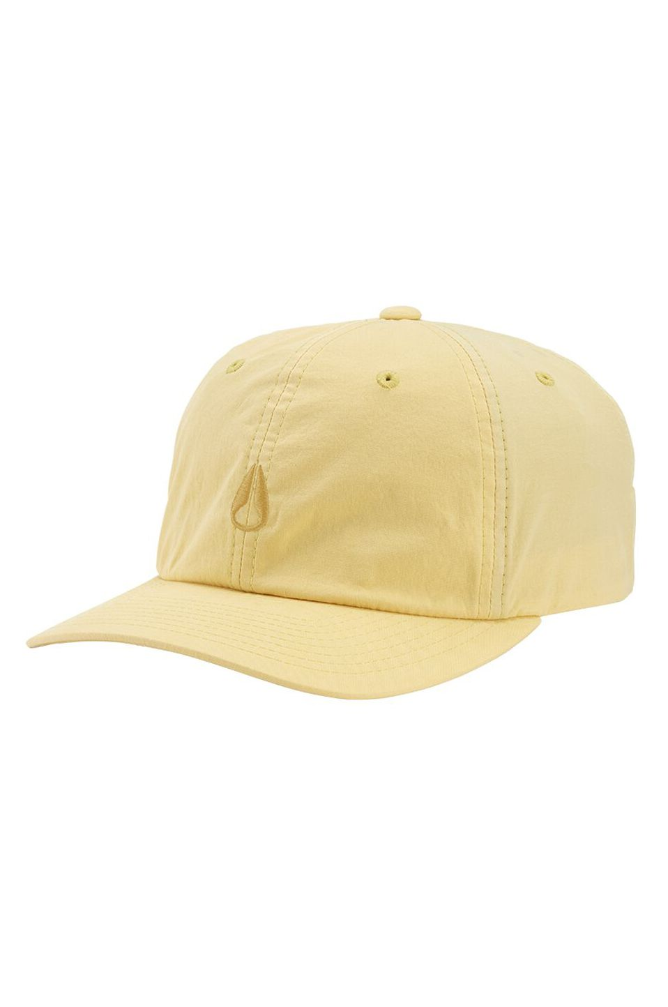 Bone Nixon AGENT STRAPBACK HAT Light Yellow