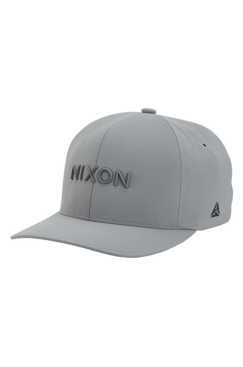 Nixon Cap   DELTA FF HAT Silver