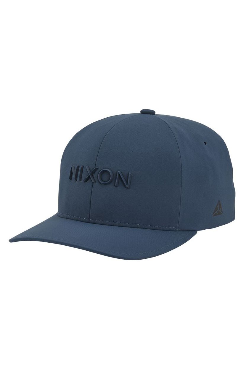Bone Nixon DELTA FF HAT Horizon Blue