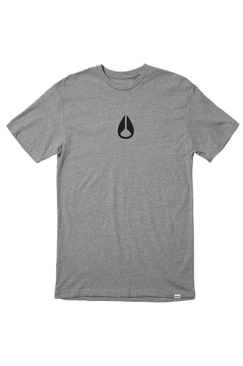 Nixon T-Shirt WINGS - R Dark Heather Gray