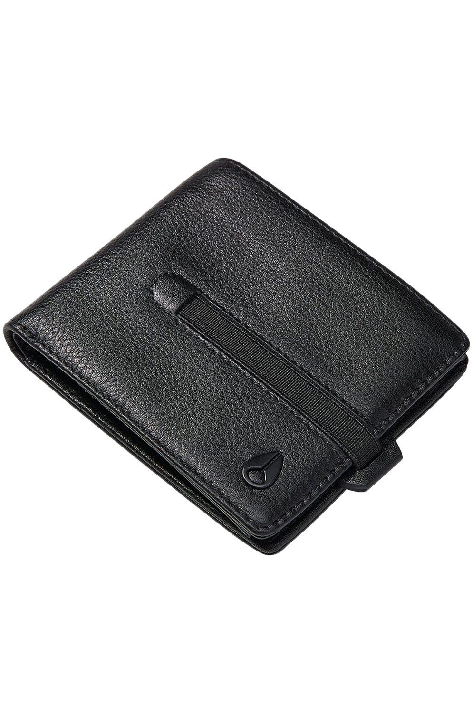 Nixon Wallet SPIRE II BI-FOLD Black
