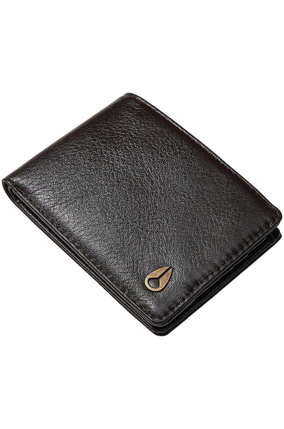 Carteira Nixon HEROS BI-FOLD Brown