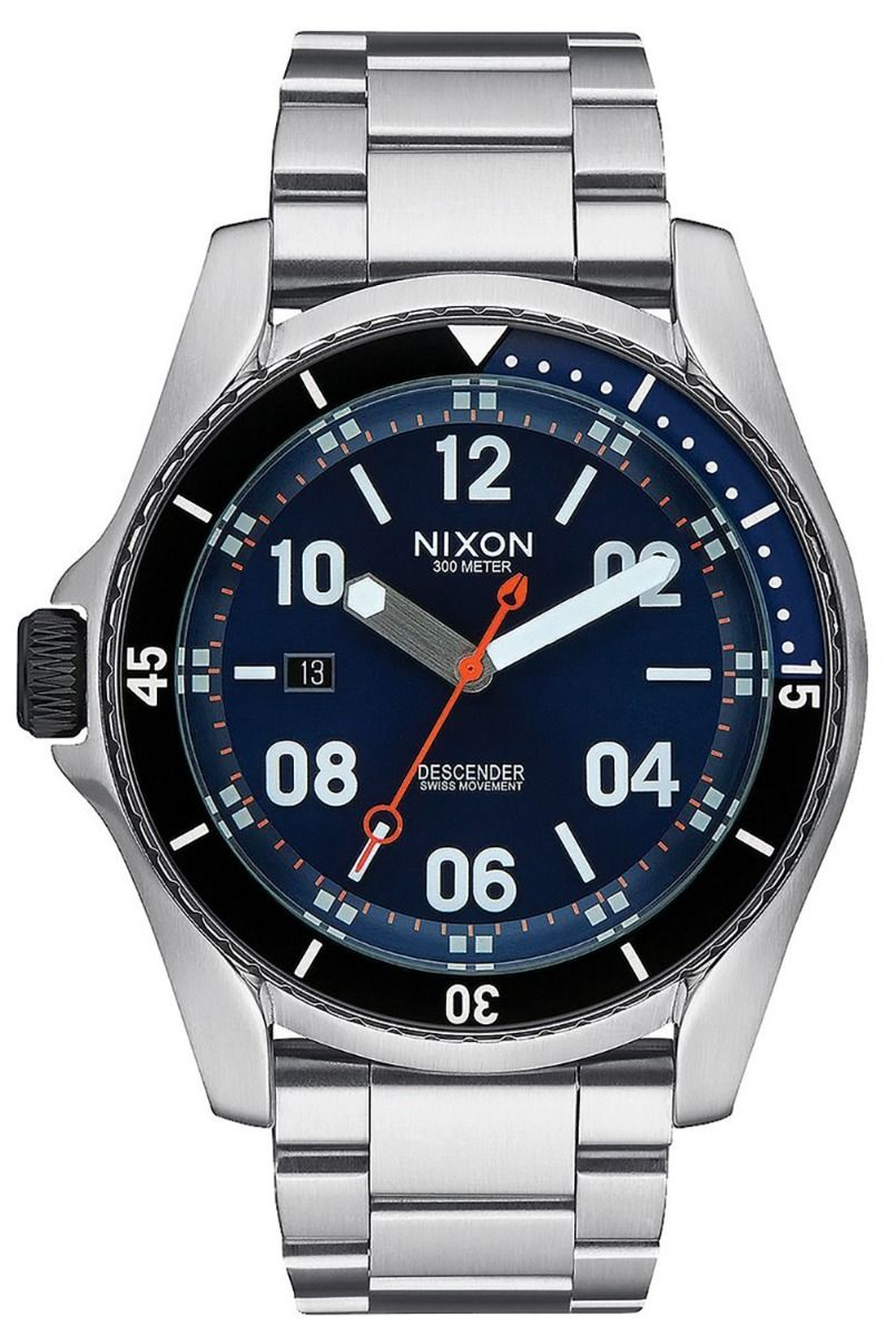 Relogio Nixon DESCENDER Blue Sunray