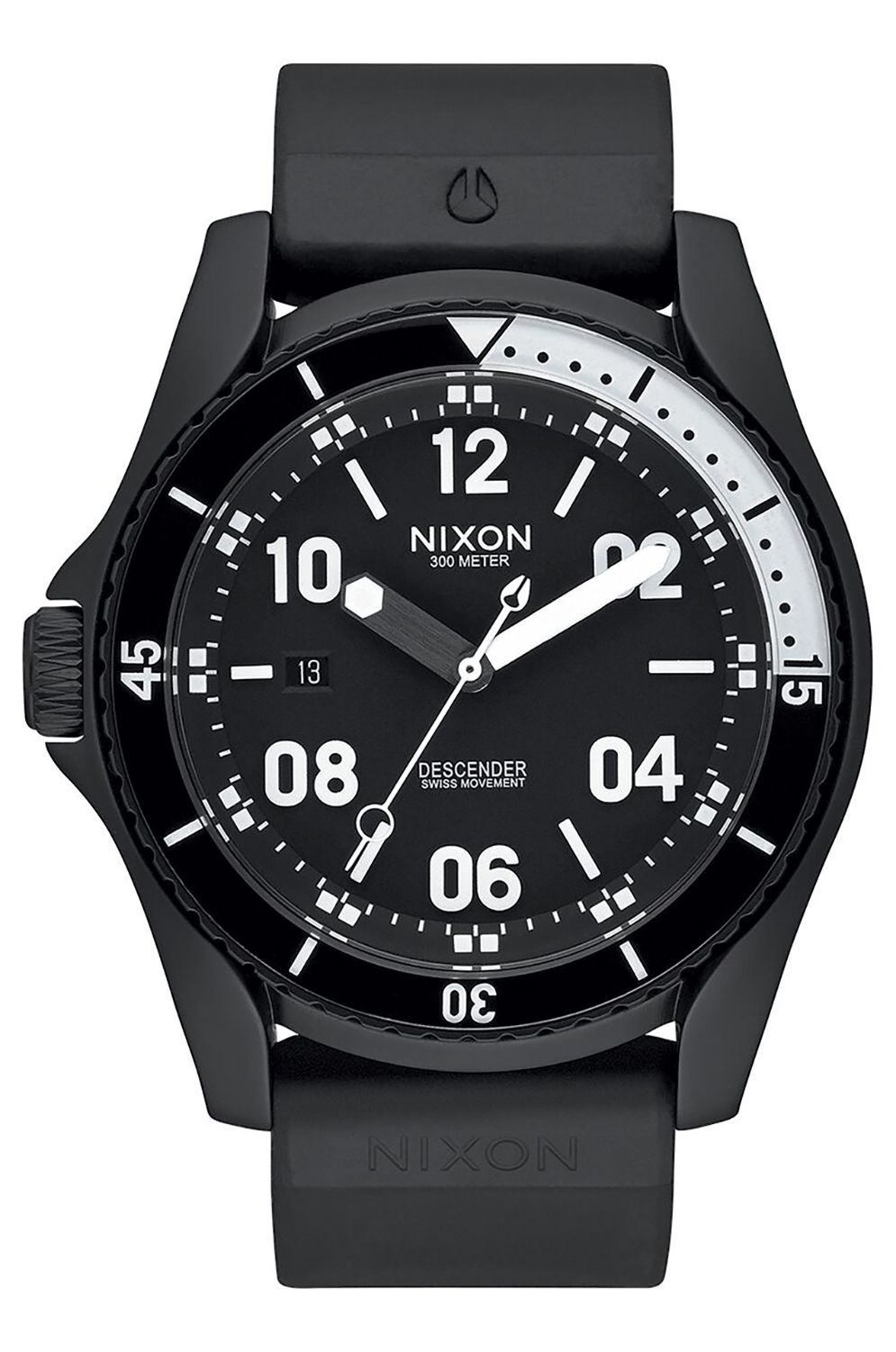 Relogio Nixon DESCENDER SPORT All Black