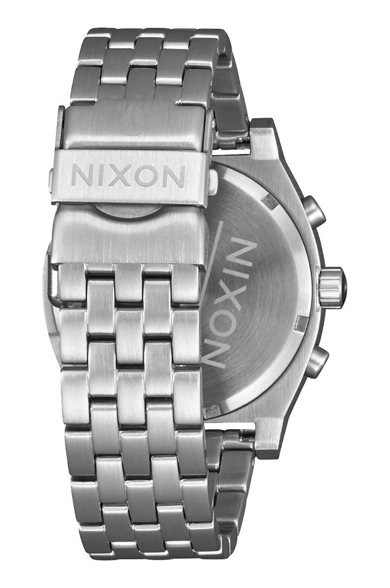 Relogio Nixon TIME TELLER CHRONO Black Sunray