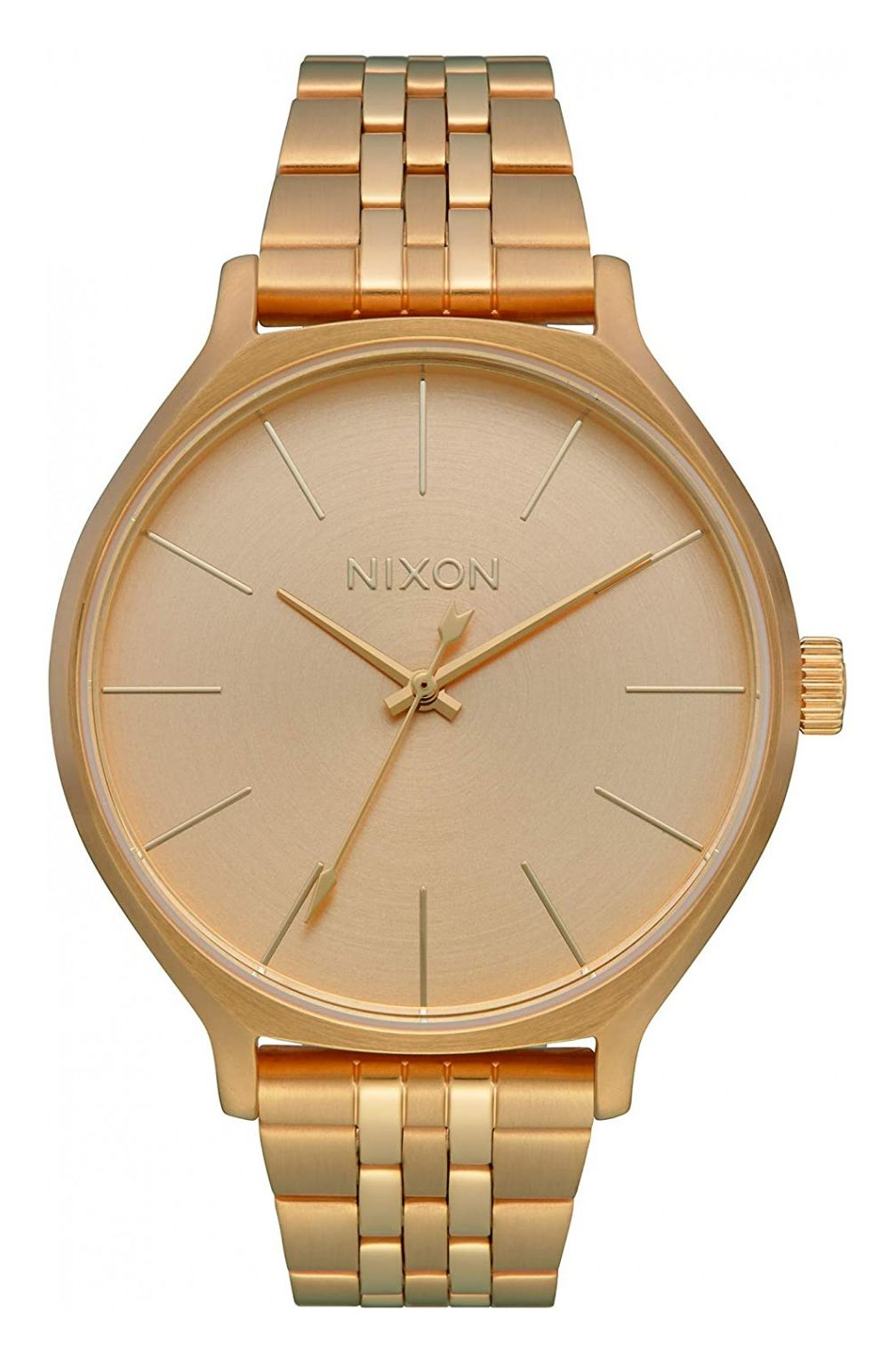 Relogio Nixon Porter 35 All Gold