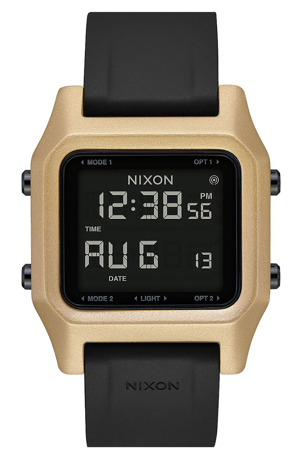 Relogio Nixon STAPLE Black/Gold