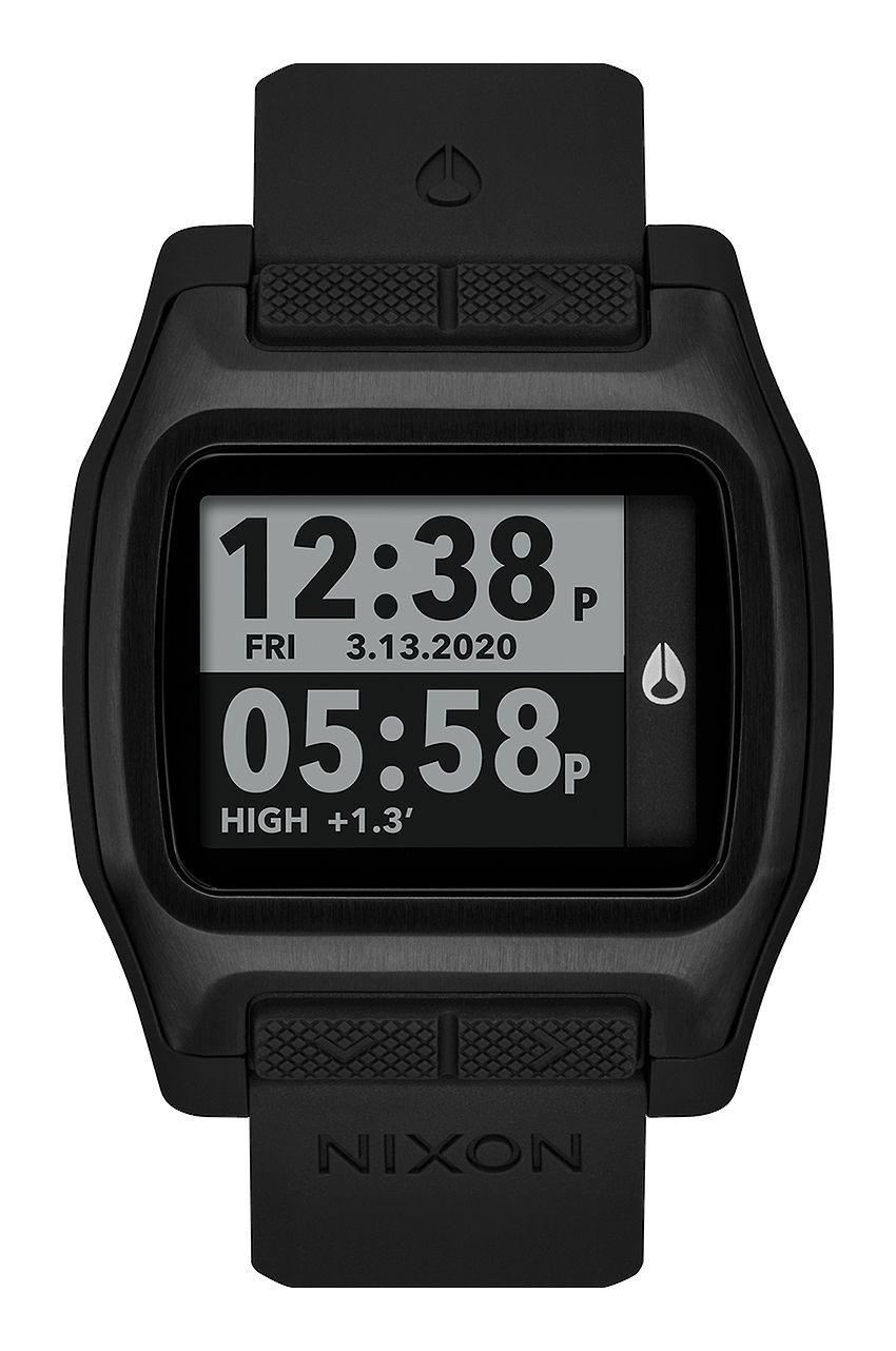 Relogio Nixon HIGH TIDE All Black