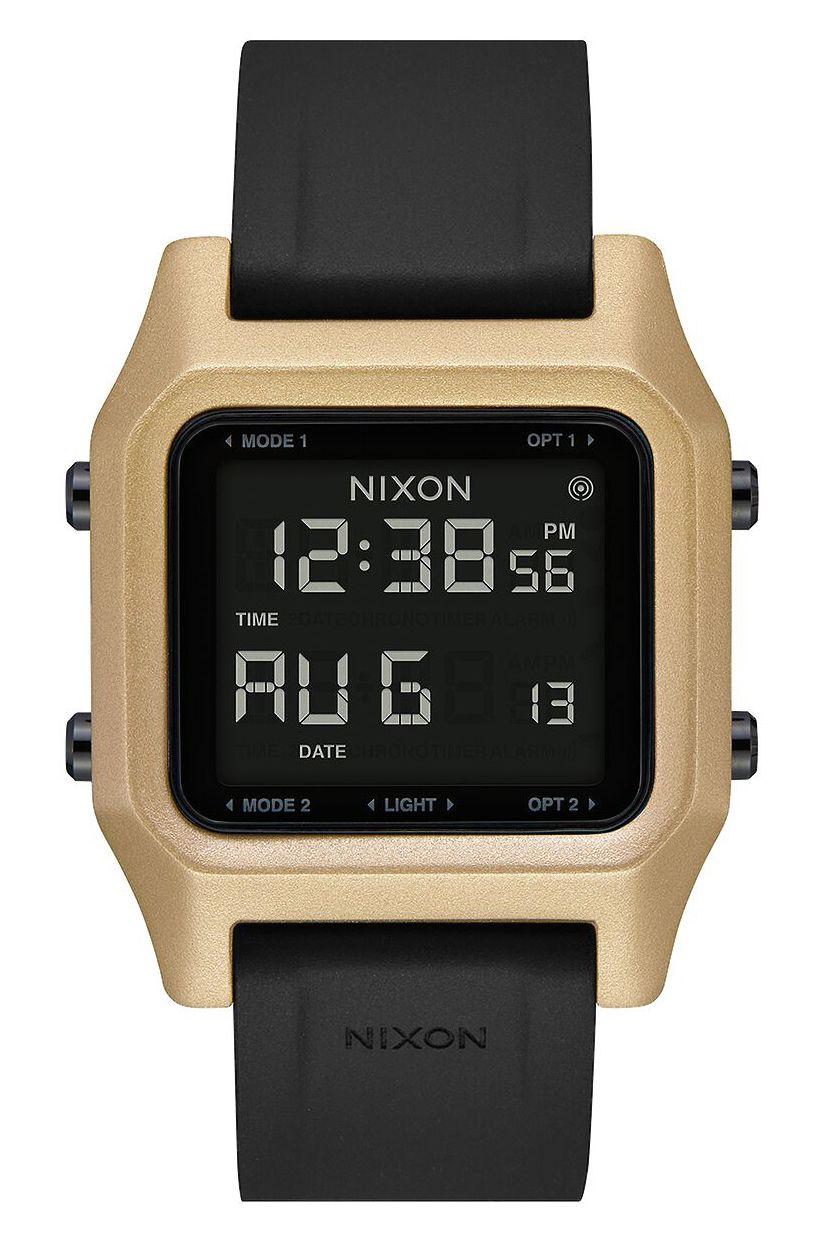 Nixon Watch STAPLE Black/Gold