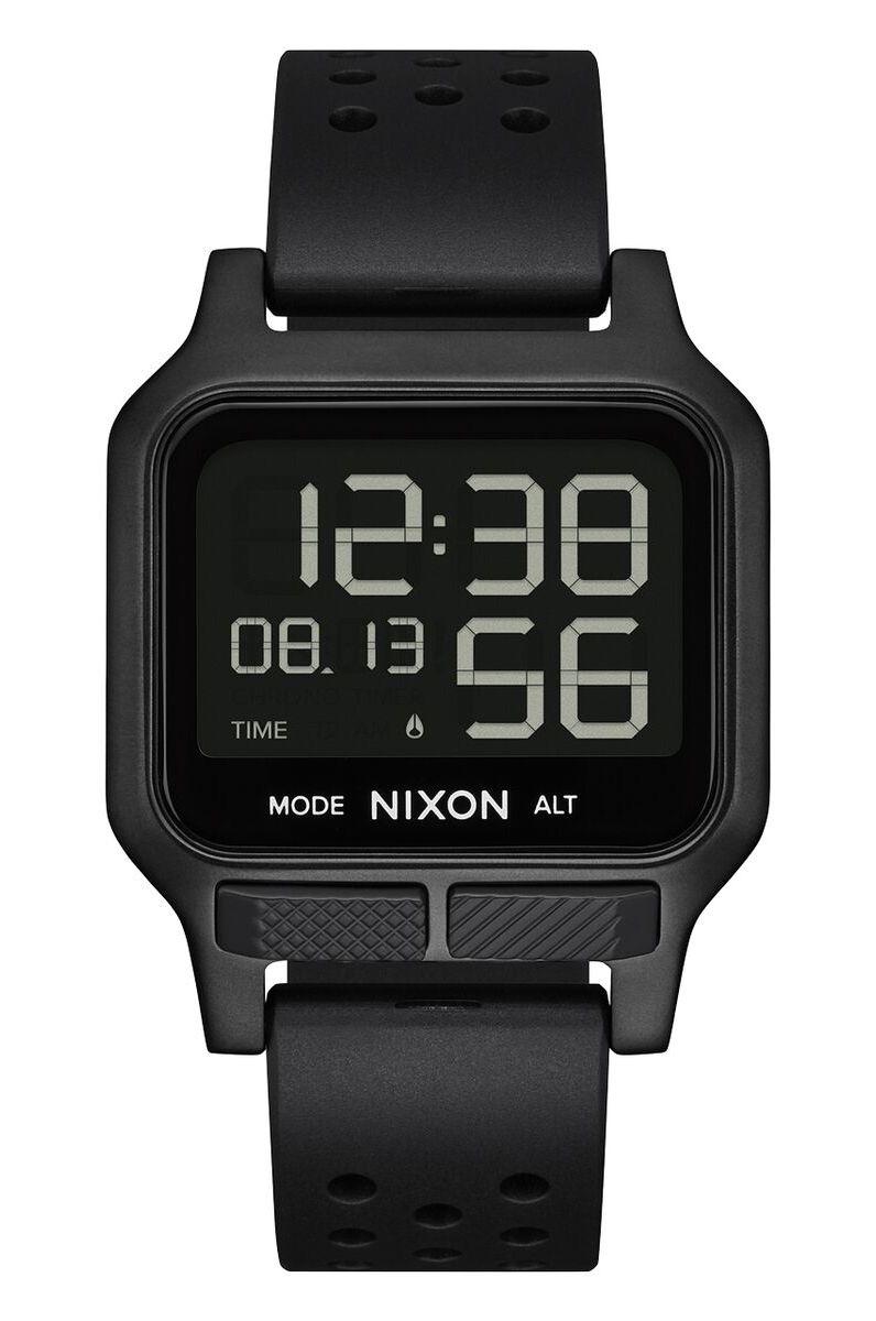 Nixon Watch HEAT All Black
