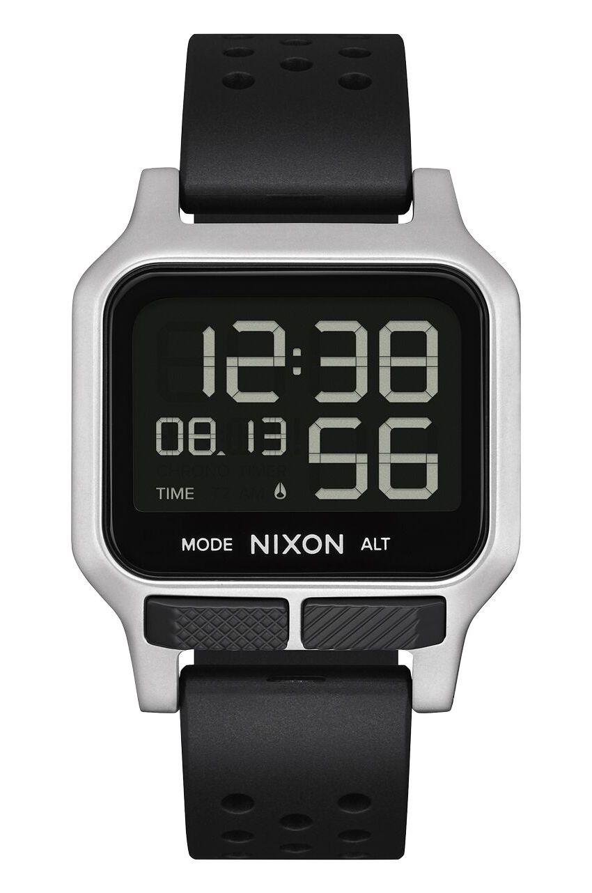 Nixon Watch HEAT Silver