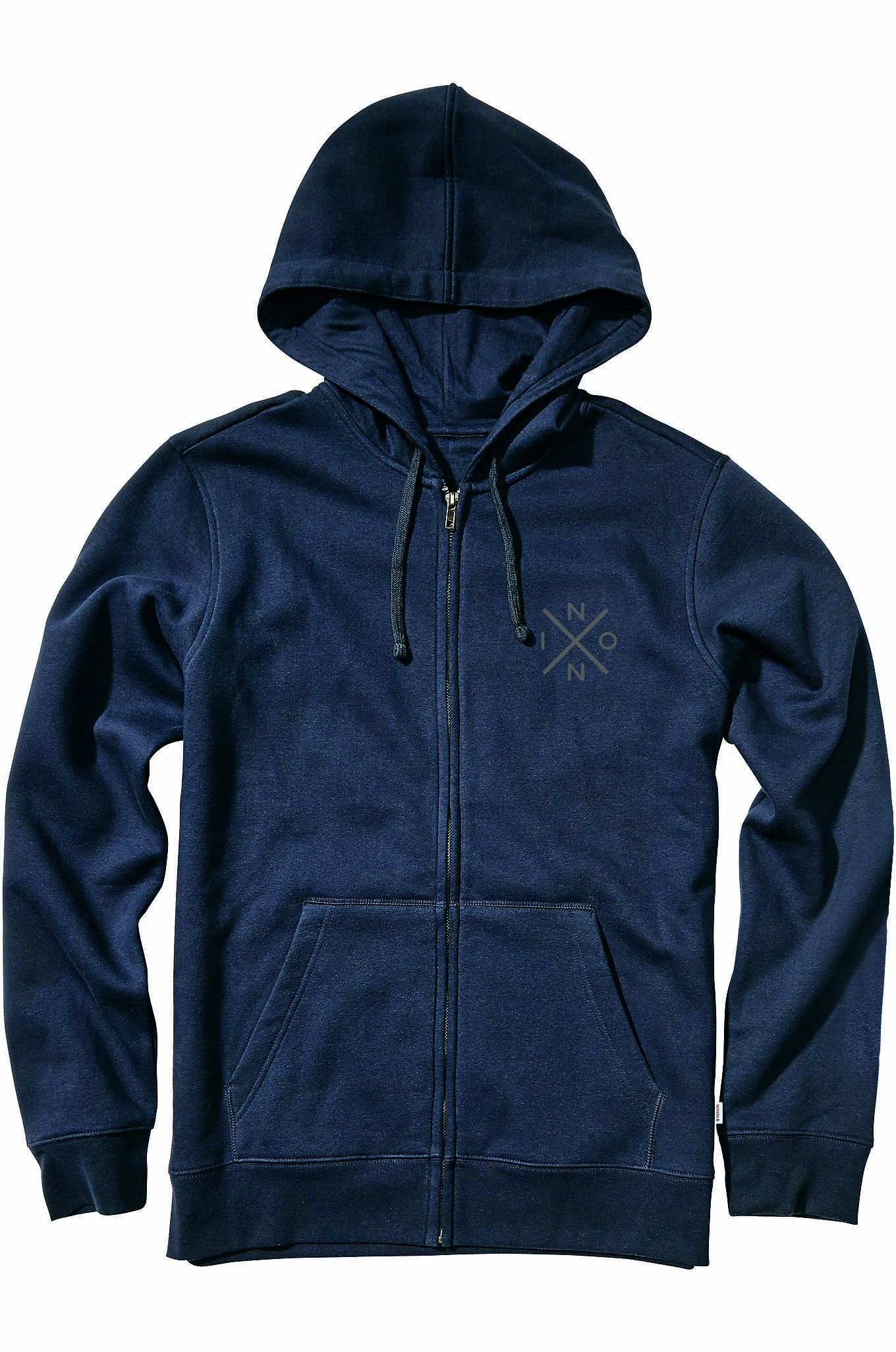 Sweat Fecho Nixon SPOT FULL Navy