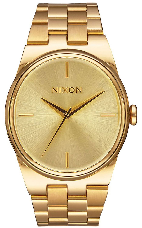 Relogio Nixon IDOL All Gold