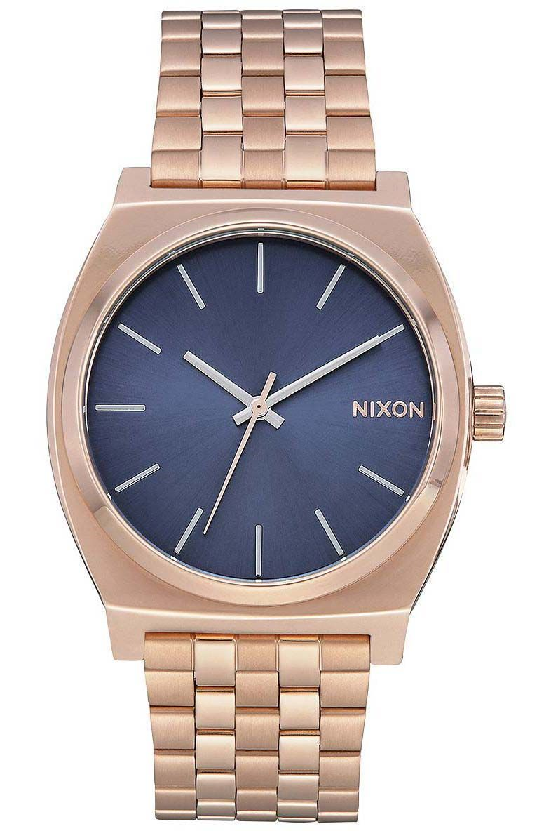 Relogio Nixon TIME TELLER Rose Gold/Storm