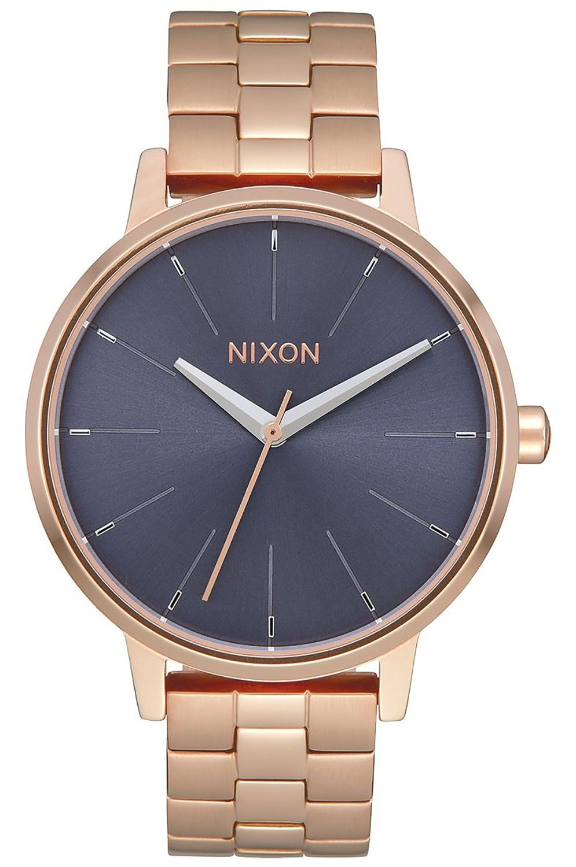 Nixon Watch KENSINGTON Rose Gold/Storm