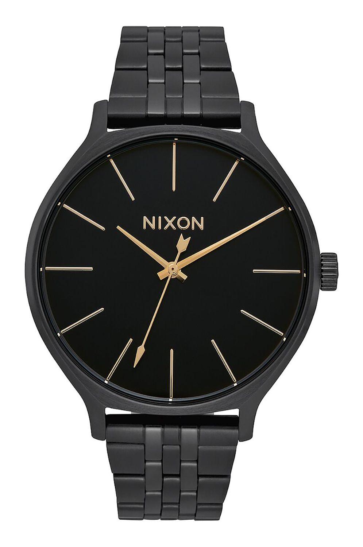 Nixon Watch CLIQUE All Black