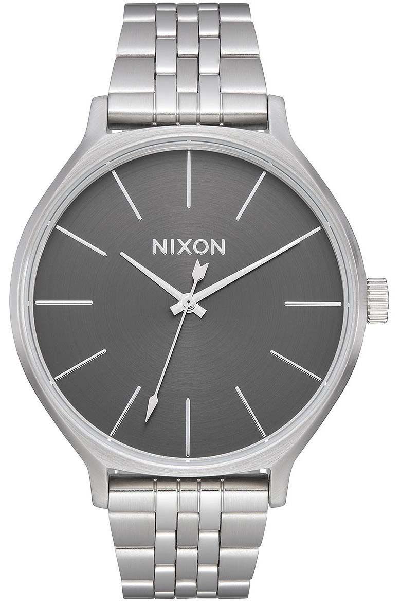 Relogio Nixon CLIQUE All Silver/Gray