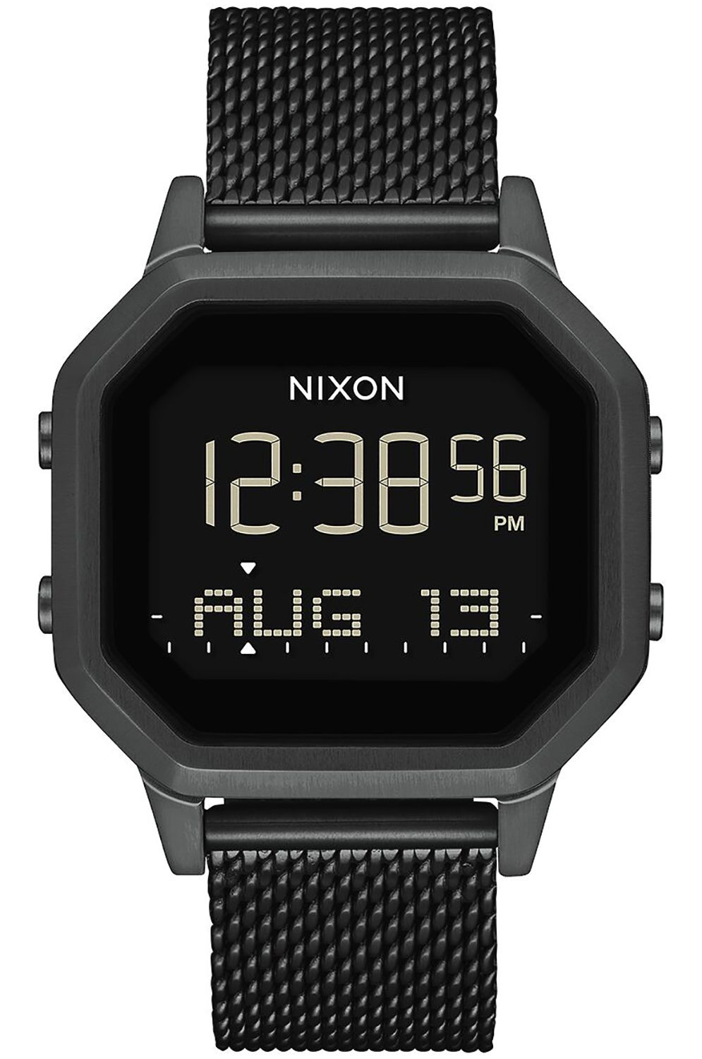Relogio Nixon SIREN MILANESE All Black