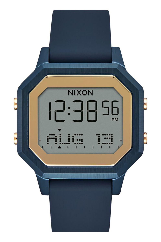 Nixon Watch SIREN SS Navy/Gold