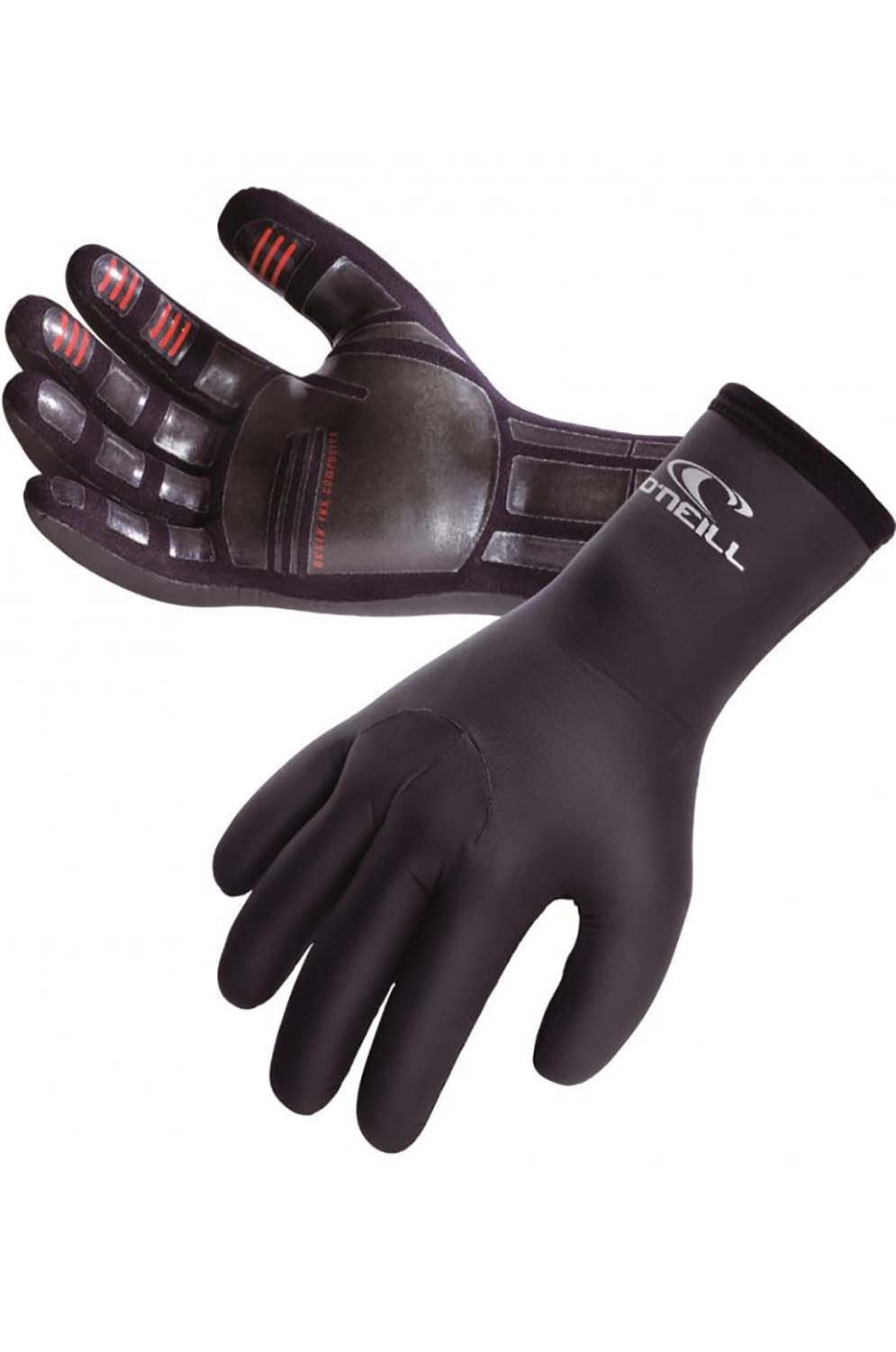 Luvas Neoprene O'Neill FLX 2MM GLOVE Black