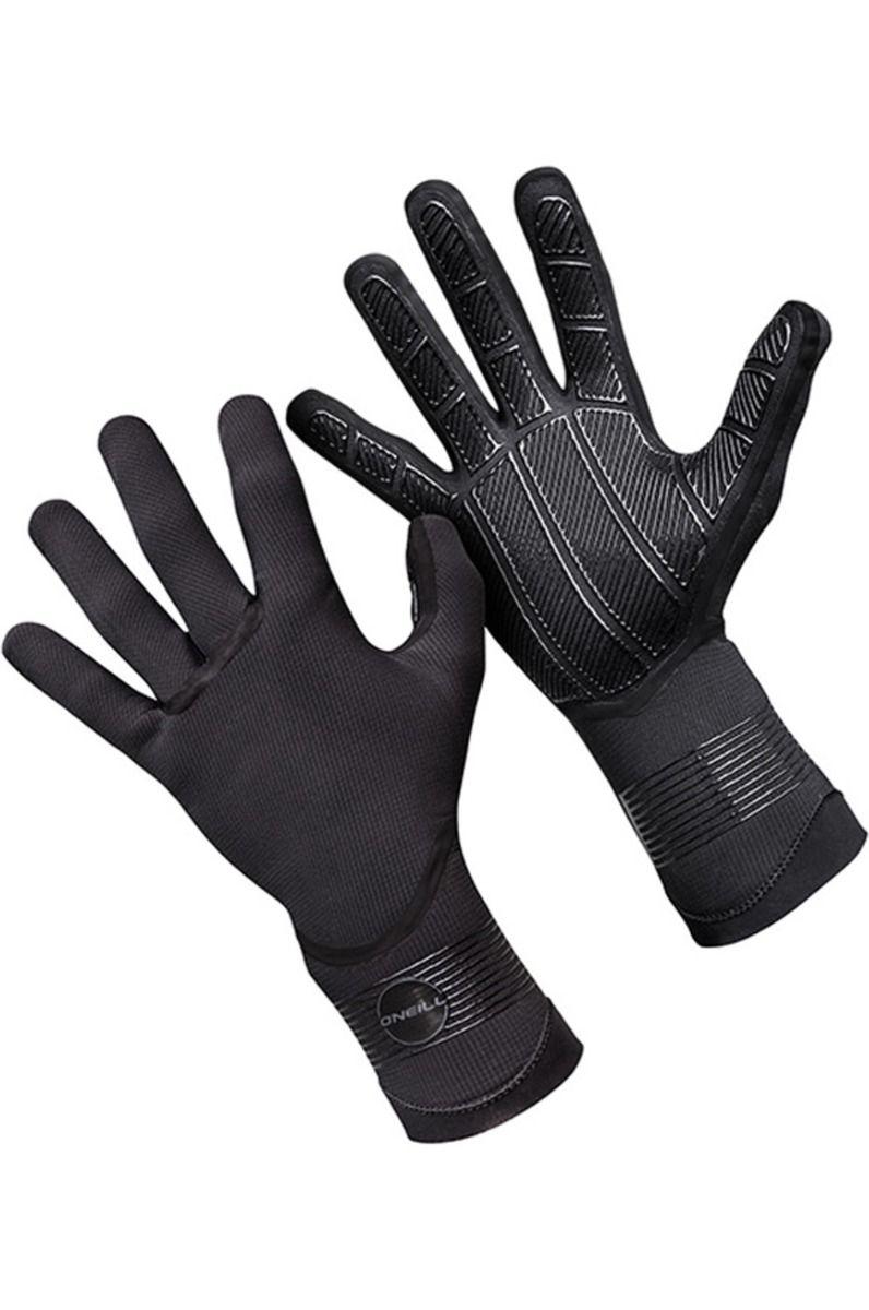 O'Neill Neoprene Gloves PSYCHO TECH 1.5MM GLOVES Black
