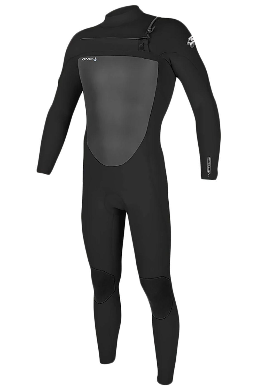O'Neill Wetsuit EPIC 4/3 CHEST ZIP FULL Black/Black 4x3mm