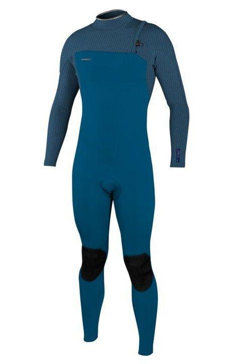 O'Neill Wetsuit HYPERFREAK COMP 4/3 ZIPLESS FULL Ultra Blue/Ultra Blue 4x3mm