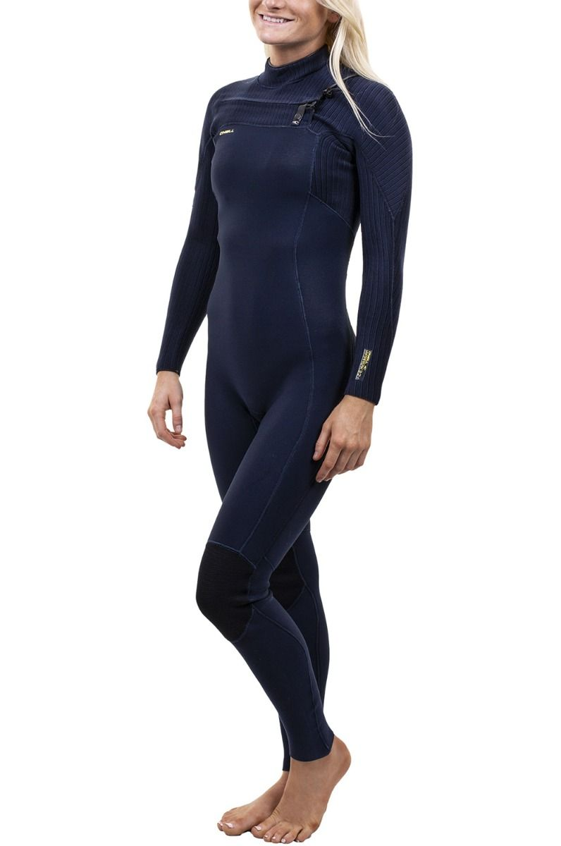 O'Neill Wetsuit HYPERFREAK 4/3+ CHEST ZIP FULL Abyss/Abyss 4x3mm