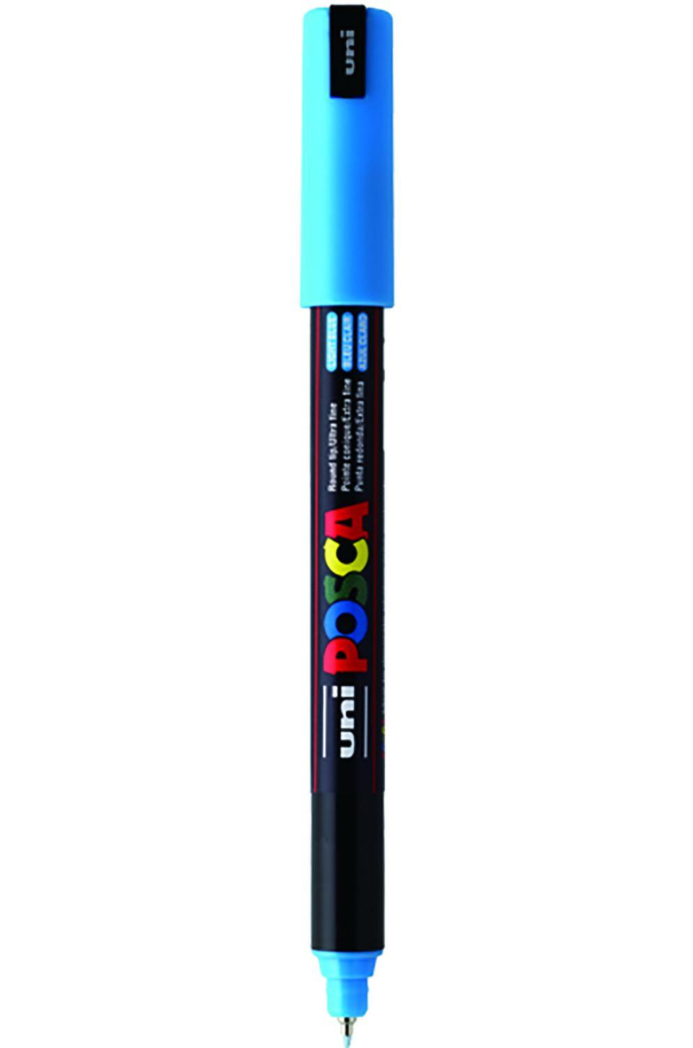 Canetas/Tintas Posca 1M Azul Claro