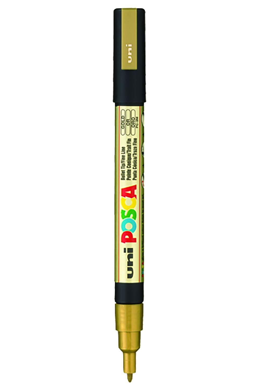 Canetas/Tintas Posca 3M Dourado