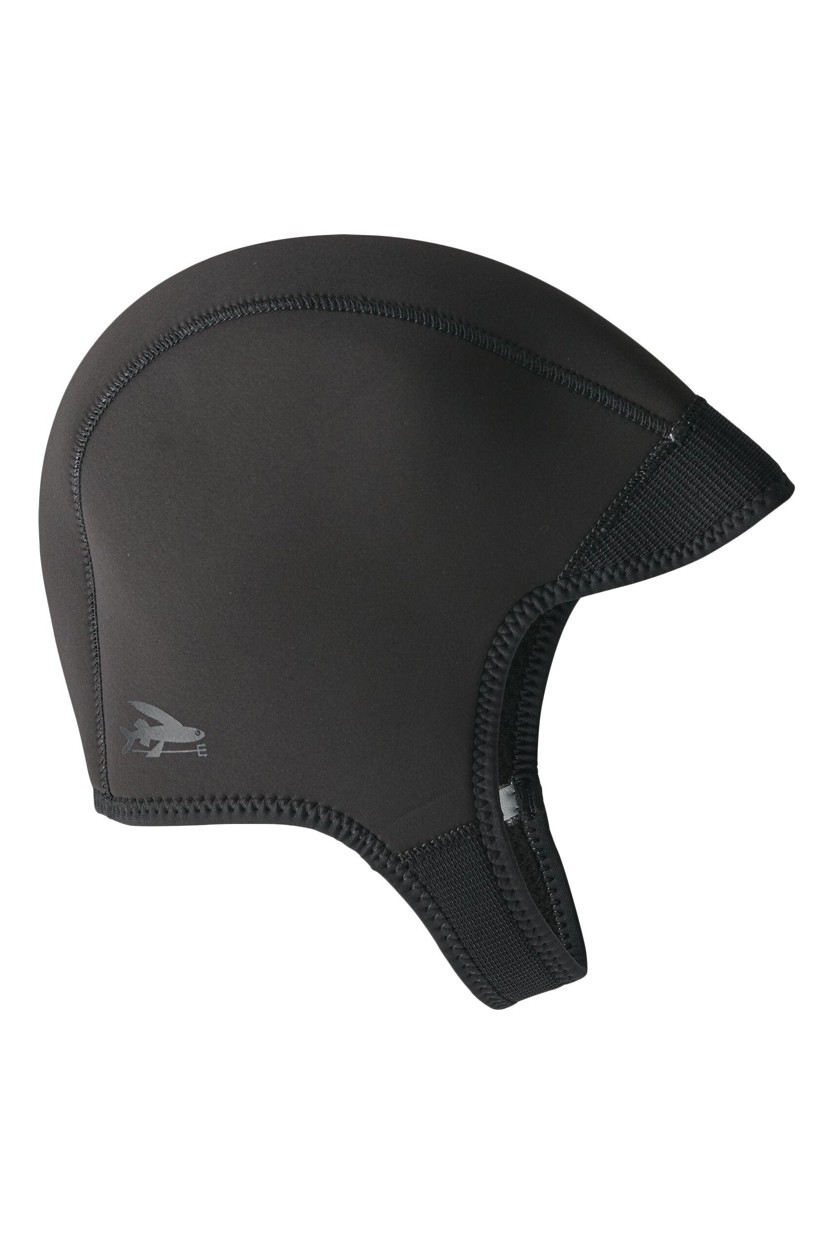 Patagonia Neoprene Hoods R3 YULEX CAP Black