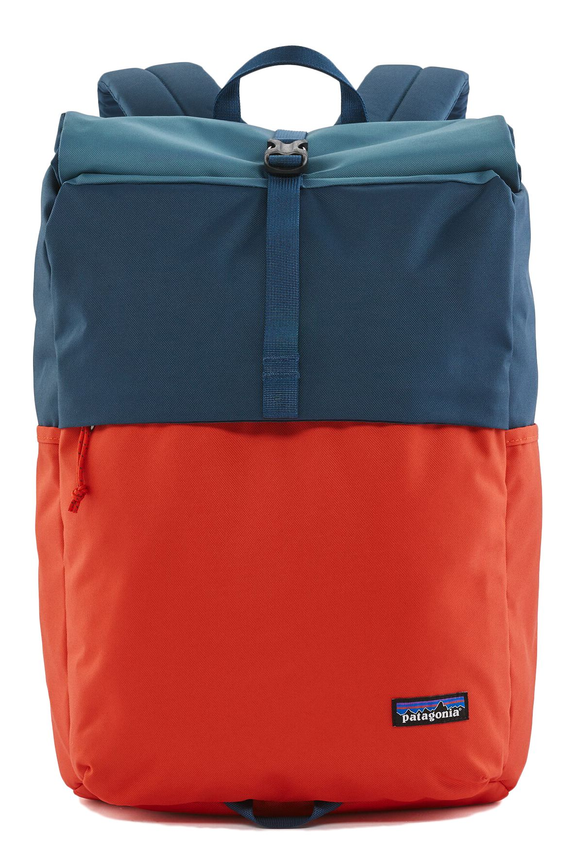 Patagonia Backpack ARBOR ROLL TOP PACK Patchwork: Paintbrush Red