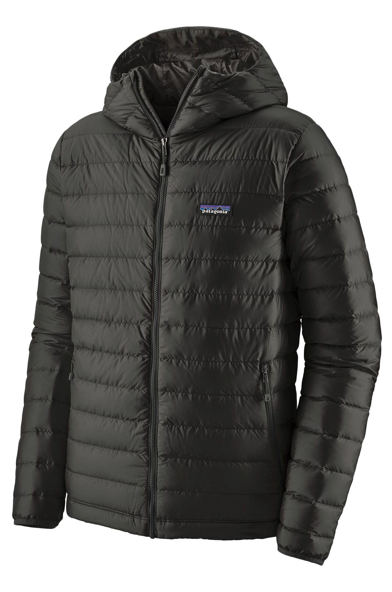 Patagonia Jacket M'S DOWN SWEATER HOODY Black