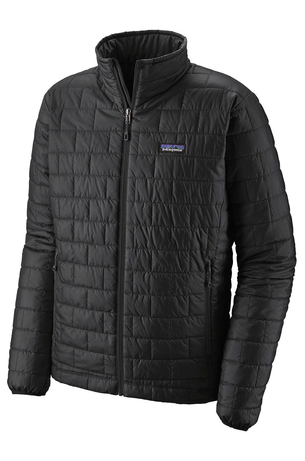 Patagonia Jacket M'S NANO PUFF JKT Black