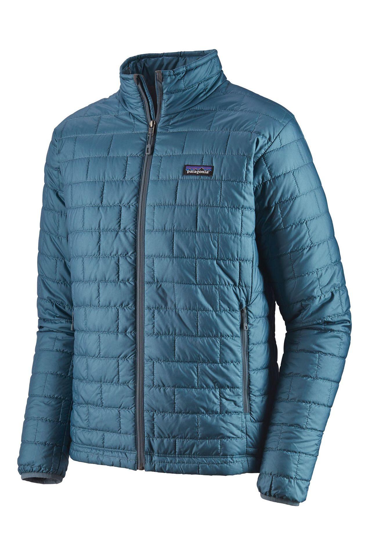 Patagonia Jacket M'S NANO PUFF JKT Abalone Blue