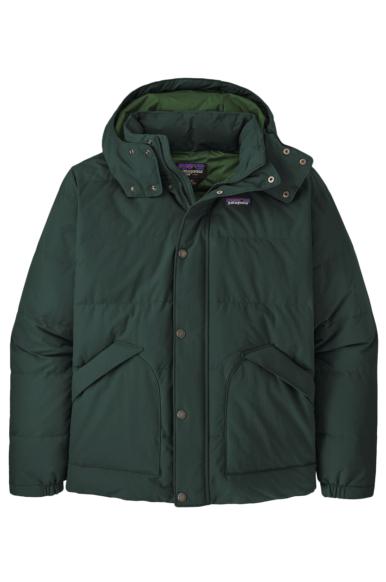 Patagonia Jacket M'S DOWNDRIFT JKT Northern Green